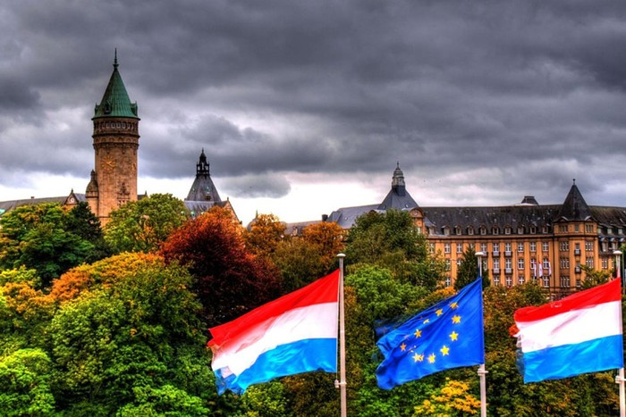 Luxembourg. Source: http://www.gazeta.ru/business/2014/11/06/6290881.shtml